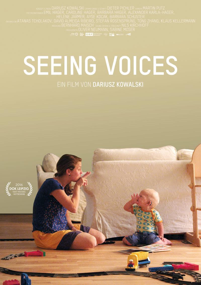 Seeing Voices Poster