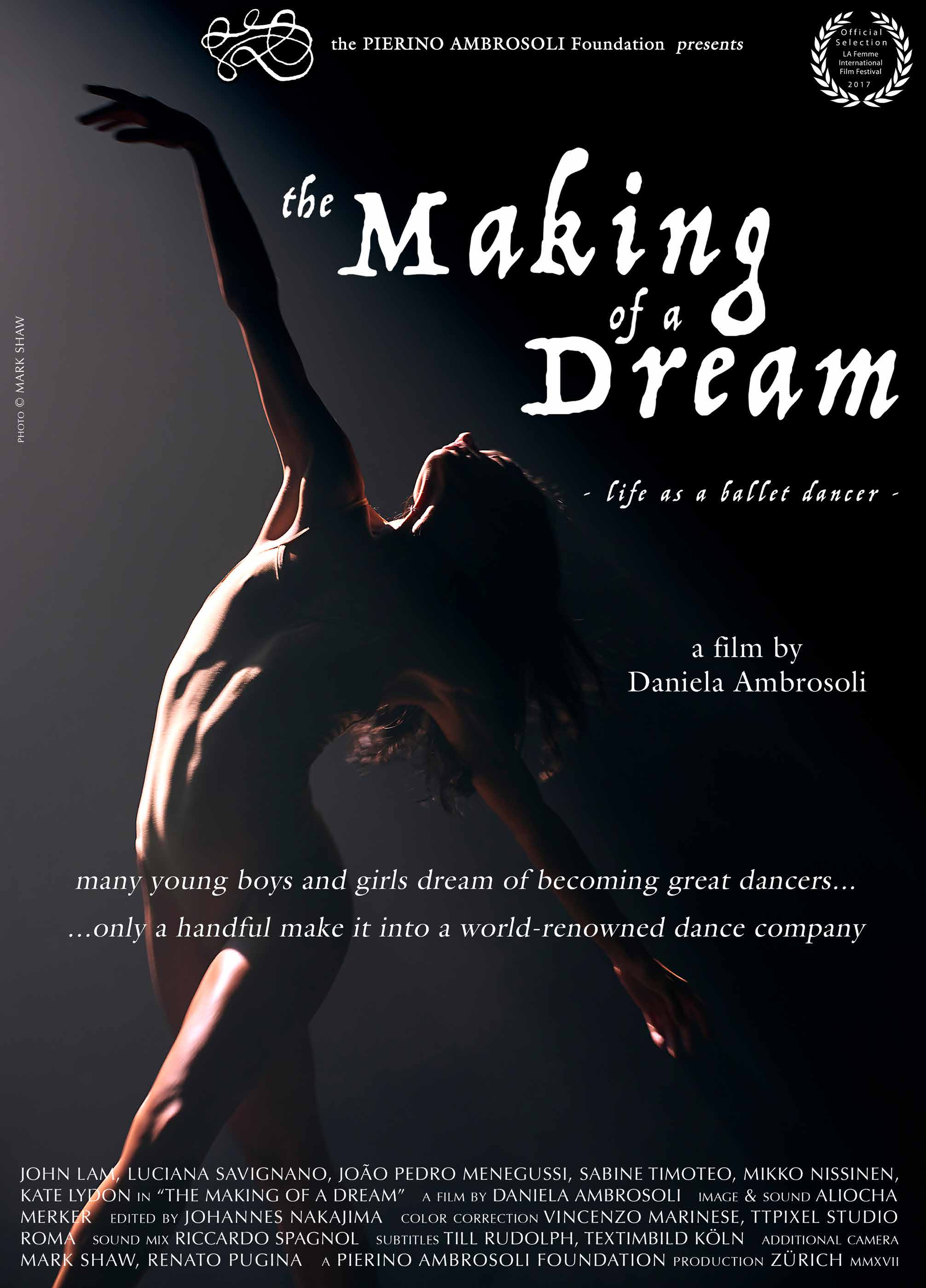 The Making of a Dream Poster