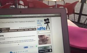 Geoffrey Macnab for IDFA DAILY: Taskovski ramps up