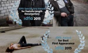IDFA awards for two Taskovski titles: UKRAINIAN SHERIFFS, WHEN THE EARTH SEEMS TO BE LIGHT