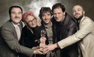 And the winner is..ADA FOR MAYOR!! - Best Documentary by The Catalan Film Academy GALA GAUDI AWARDS