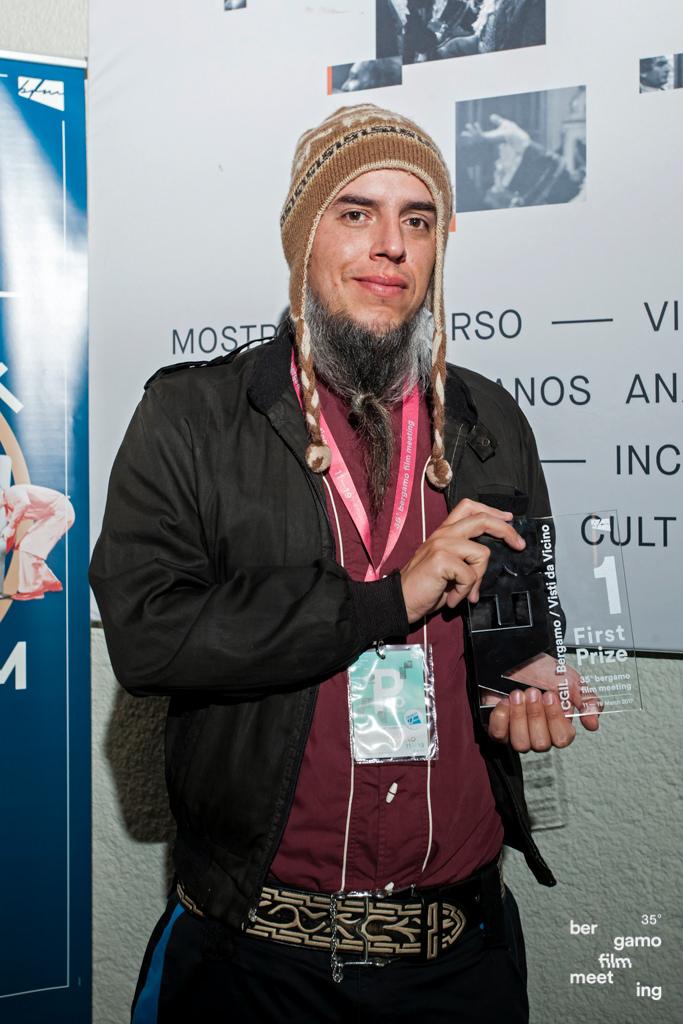 José Villalobos Romero © Bergamo Film Meeting