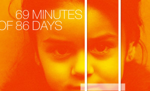 "The third prize in a row for ""69 Minutes of 86 Days"" - Winner of the Youth Jury Award @ Sheffield!!"
