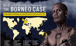 Malaysia Day - a worldwide screening of The Borneo Case!