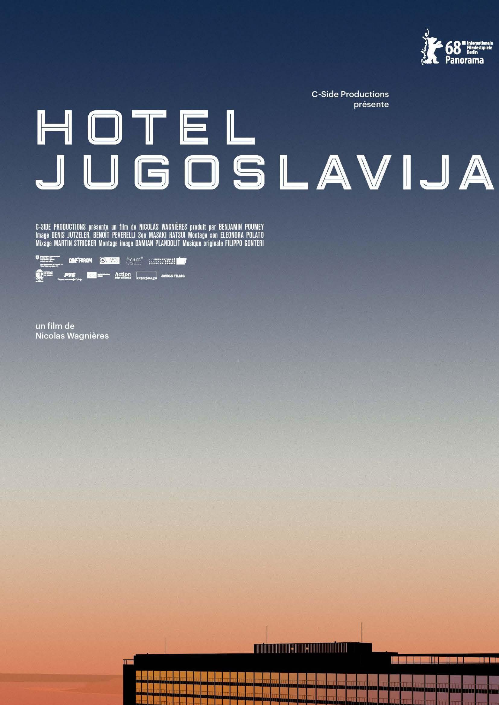 Hotel Jugoslavija Film